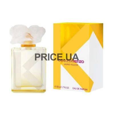 Женская парфюмерия Парфюмированная вода Kenzo Couleur Jaune-Yellow 100ml (лицензия)