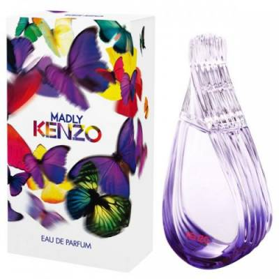 Женская парфюмерия Парфюмированная вода Kenzo Madly Kenzo! 80ml (лицензия)