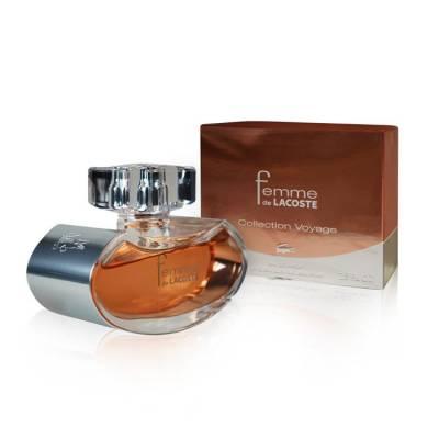 Парфюмированная вода Lacoste Femme de Lacoste 75ml (лицензия)