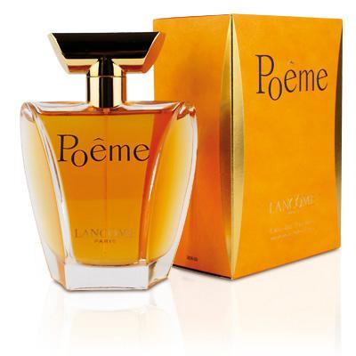 Женская парфюмерия Парфюмированная вода Lancome Poeme 100ml (лицензия)
