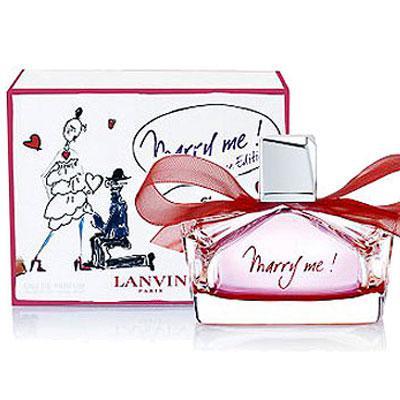 Женская парфюмерия Парфюмированная вода Lanvin Marry Me! Love Edition 75ml (лицензия)