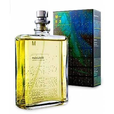 Мужская парфюмерия Парфюмированная вода Molecule 03 100ml (лицензия)
