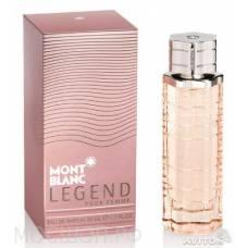 Парфюмированная вода  Mont Blanc Legend Pour Femme 100ml (лицензия)
