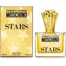 Парфюмированная вода Moschino Cheap And Chic Stars 100ml  (лицензия)