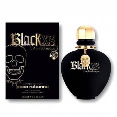 Женская парфюмерия Парфюмированная вода Paco Rabanne Black XS LAphrodisiaque 80ml (лицензия)