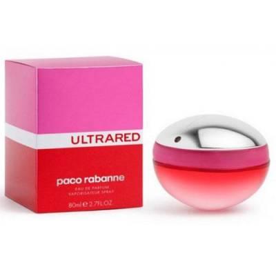 Женская парфюмерия Парфюмированная вода Paco Rabanne Ultrared Woman 50ml