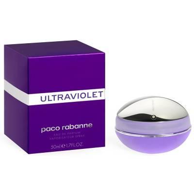 Женская парфюмерия Парфюмированная вода Paco Rabanne Ultraviolet 80ml (лицензия)