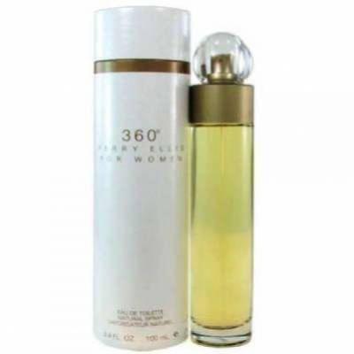 Женская парфюмерия Парфюмированная вода Perry Ellis 360 for Women 100ml