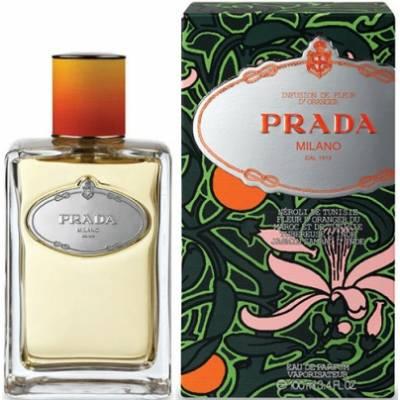 Женская парфюмерия Парфюмированная вода Prada Infusion de Fleur dOranger 100ml (лицензия)