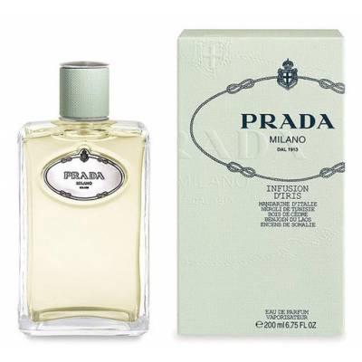 Женская парфюмерия Парфюмированная вода Prada Infusion DIris 100ml (тестер)