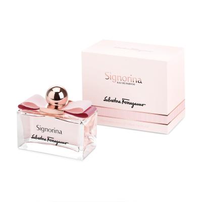 Женская парфюмерия Парфюмированная вода Salvatore Ferragamo Signorina 100ml (лицензия)