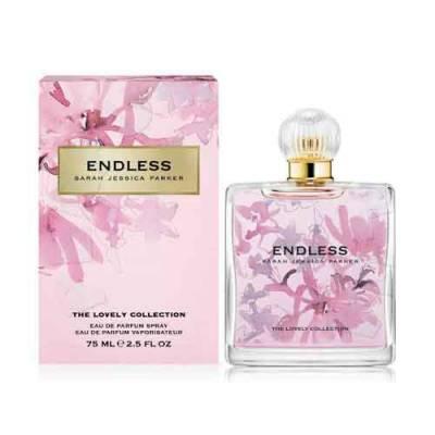 Женская парфюмерия Парфюмированная вода Sarah Jessica Parker Endless 75ml (лицензия)
