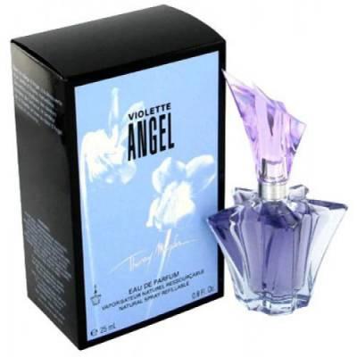 Женская парфюмерия Парфюмированная вода Thierry Mugler Angel Violet 50ml (лицензия)