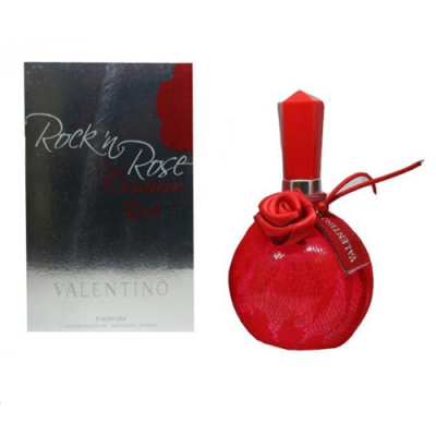 Женская парфюмерия Парфюмированная вода Valentino Rock n Rose Couture Red 90ml (лицензия)
