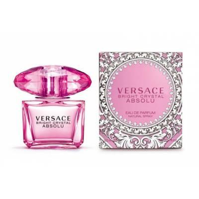 Женская парфюмерия Парфюмированная вода Versace Bright Crystal Absolu 90ml (лицензия)