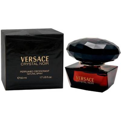 Женская парфюмерия Парфюмированная вода Versace Crystal Noir 90ml (лицензия)