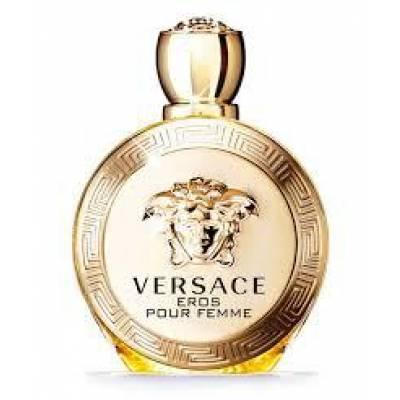 Женская парфюмерия Парфюмированная вода Versace Eros Pour Femme100ml (лицензия)