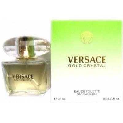 Парфюмированная вода Versace Gold Crystal 90ml (лицензия)