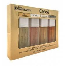 Подарочный набор с феромонами Chloe 4*15мл (лицензия)