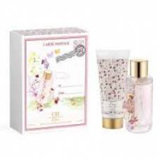 Подарочный набор Carolina Herrera CH LEau (edt 100ml++body lotion 100ml+body cream 100ml) (лицензия)