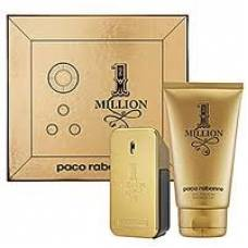 Набор Paco Rabanne 1 Million (edt 100ml + sh/g 150ml) (лицензия)