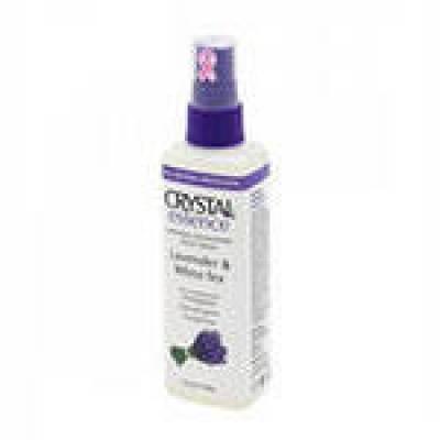 Средства от потовыделения Дезодорант Crystal Essence Lavander & White Tea Spray 118ml (лицензия)