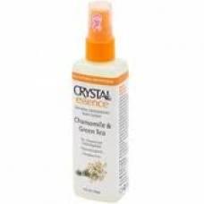 Дезодорант -спрей Crystal Essence с ароматом ромашки и зеленого чая 118ml (лицензия)