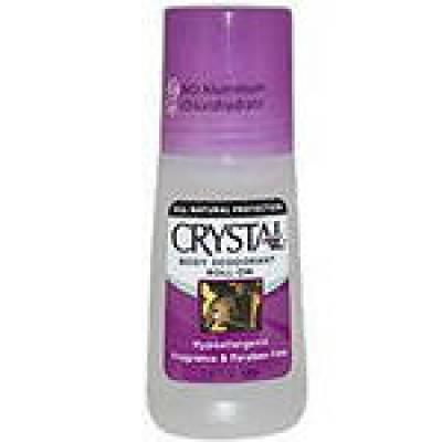 Средства от потовыделения Дезодорант Crystal Body Deodorant Roll-on 66ml (лицензия)