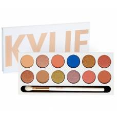 Тени Kylie Cosmetics Kyshadow The Royal 12 тонов