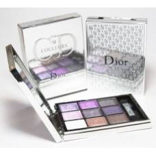 Тени Dior Palette Fards Apaupieres 9-colour 8.5g (лицензия)