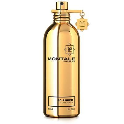 Тестера женские Тестер парфюмированная вода Montale So Amber  100ml (лицензия)
