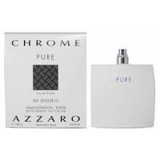 Тестер туалетная вода Azzaro Chrome Pure 100ml (лицензия)