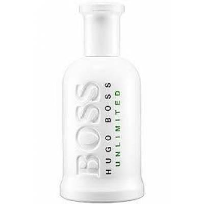 Тестера мужские Тестер туалетная вода Hugo Boss Bottled Unlimited 100ml (лицензия)