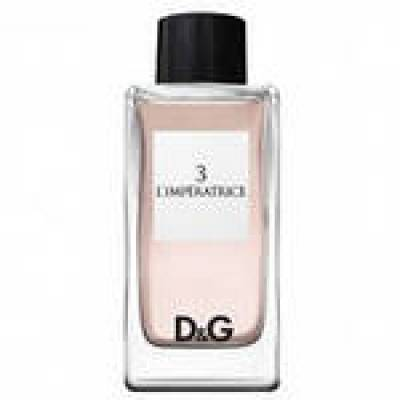 Тестера женские Тестер туалетная вода D&G Anthology LImperatrice 3 100ml (лицензия)
