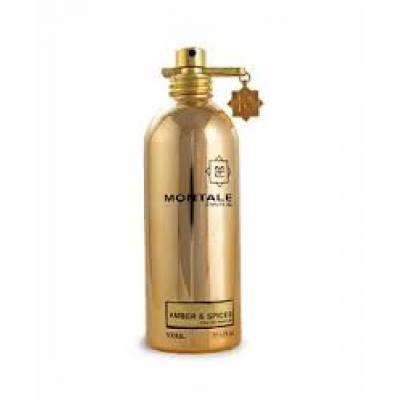 Тестера женские Тестер парфюмированная вода Montale Amber & Spices 100ml (лицензия)