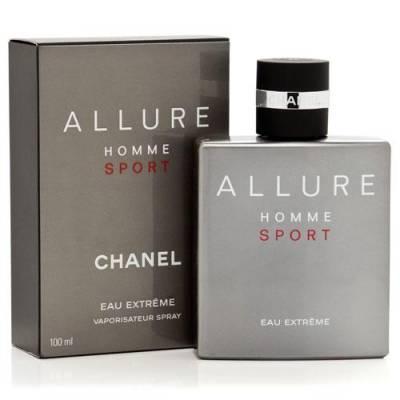 Мужская парфюмерия Туалетная вода Allure Homme Sport Eau Extreme 100ml (лицензия)
