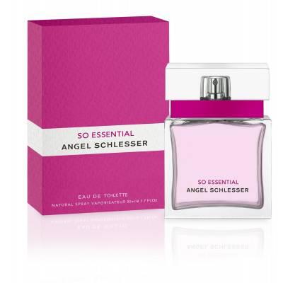 Женская парфюмерия Туалетная вода Angel Schlesser So Essential 100ml (лицензия)