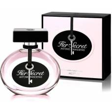 Туалетная вода Antonio Banderas Her Secret 80ml (лицензия)