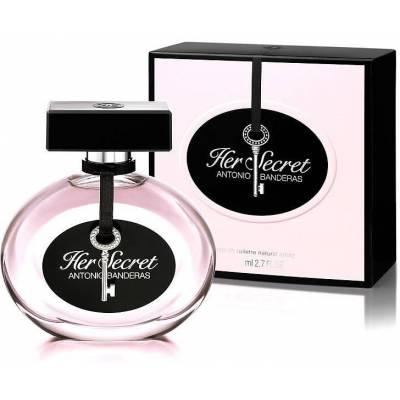 Женская парфюмерия Туалетная вода Antonio Banderas Her Secret 80ml (лицензия)