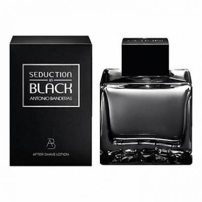 Мужская парфюмерия Туалетная вода Antonio Banderas Splash Seduction in Black 100ml (лицензия)