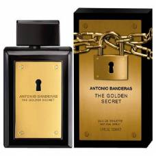 Туалетная вода Antonio Banderas The Golden Secret for Men 100ml (лицензия)