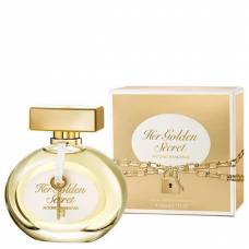 Туалетная вода Antonio Banderas the Golden Secret for Woman 80ml (лицензия)