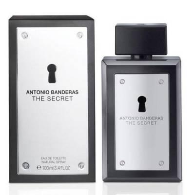 Мужская парфюмерия Туалетная вода Antonio Banderas The Secret for Men 100ml (лицензия)