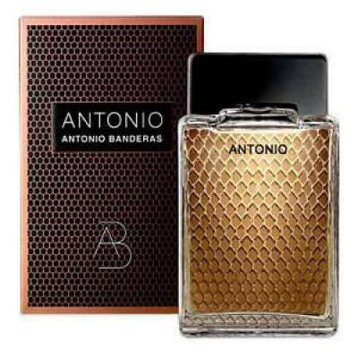 Мужская парфюмерия Туалетная вода Antonio de Antonio Banderas 100ml (тестер)