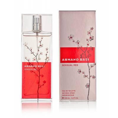 Женская парфюмерия Туалетная вода Armand Basi In Red 100ml (лицензия)