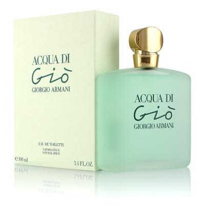 Женская парфюмерия Туалетная вода Armani Acqua di Gio 100ml (лицензия)