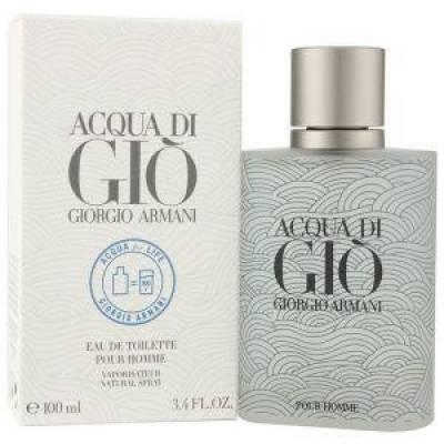 Мужская парфюмерия Туалетная вода Armani Acqua di Gio Acqua for Life Edition 100ml (лицензия)