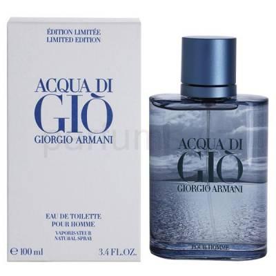 Туалетная вода Armani Acqua di Gio Blue Edition Limited 100ml (лицензия)
