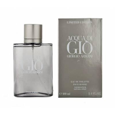 Мужская парфюмерия Туалетная вода Armani Aqua Di Gio Limited Edition 100ml (лицензия)