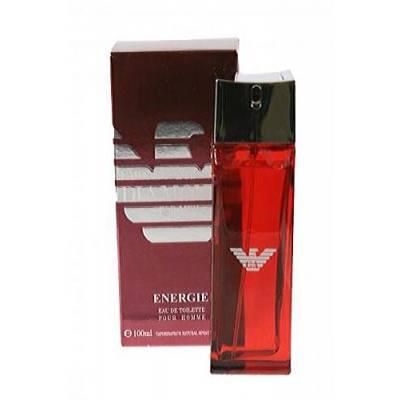 Мужская парфюмерия Туалетная вода Armani Emporio Diamonds Red Men 100ml (лицензия)